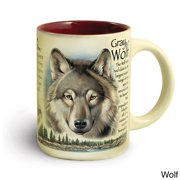 American Expedition  Wildlife 16-ounce Ceramic Mug