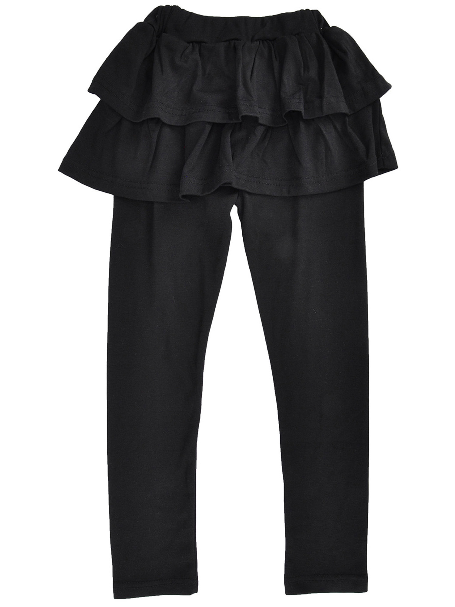 Simplicity Baby Girl Tutu Skirt with Attached Double Layered Leggings Pants