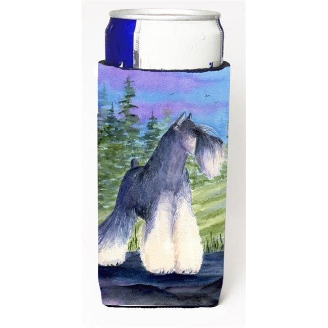 Carolines Treasures SS1061MUK Schnauzer Michelob Ultra s For Slim Cans - 12 oz. - image 1 de 1