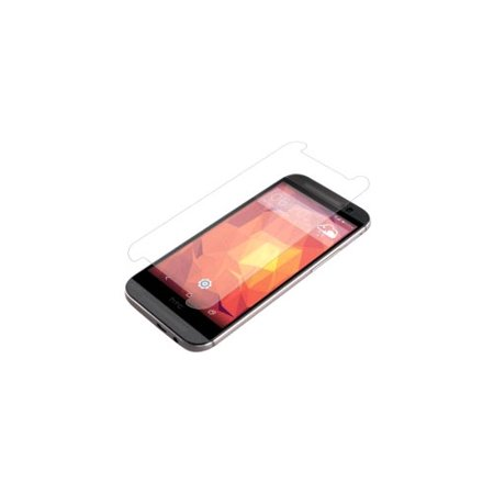 ZAGG invisibleSHIELD Screen Protector for HTC One M8 (Clear) (Htc One Screen Protectors)
