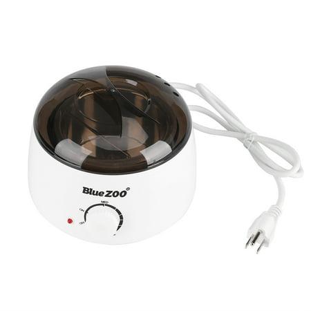 Yosoo 500ML Paraffin Hard Waxing Heater Depilatory Wax Warmer Faical