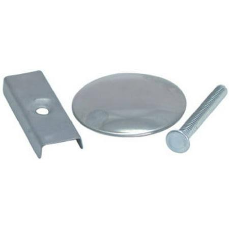 Plumb Shop Div Brasscraft 714-524 1-3/4-Inch Diameter Chrome Finish Sink Hole (Metallic Sink Hole Covers)