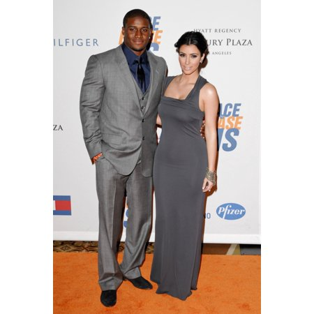 Reggie Bush Halloween (Kim Kardashian Reggie Bush At Arrivals For 16Th Annual Race To Erase Ms The Hyatt Regency Century Plaza Hotel Los Angeles Ca May 8 2009 Photo By Roth StockEverett Collection)