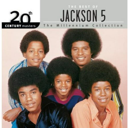 The Jackson 5   20Th Century Masters  The Millennium Collection  The Best Of Jackson 5  Cd