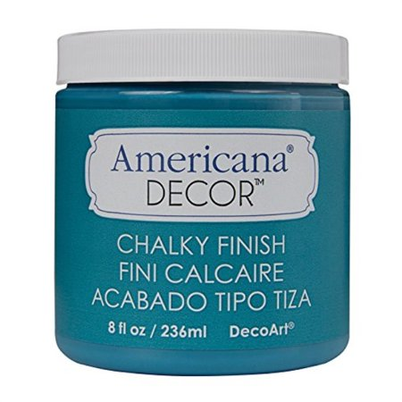 Deco Point - Deco Art ADC-19 Americana Chalky Finish Paint, 8-Ounce, Treasure