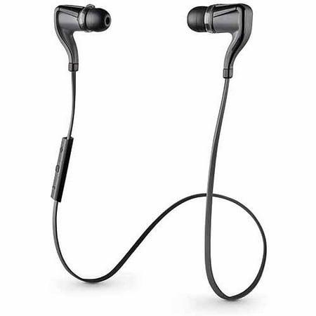 Plantronics Backbeat Go 2 In Ear Bluetooth Wireless  Stereo Earbuds