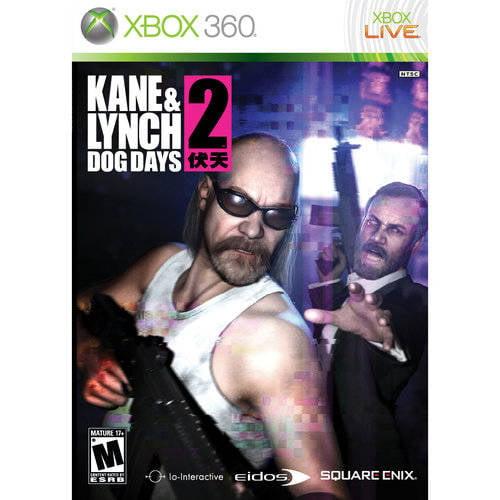 Kane & Lynch Dog Days 2 (Xbox 360) - Pre-Owned