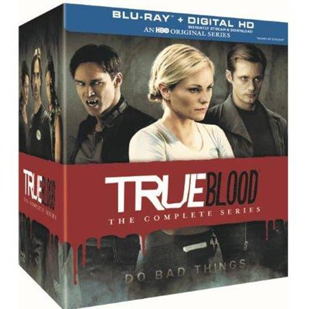 True Blood  The Complete Series  Blu Ray   Digital Hd With Ultraviolet   Widescreen