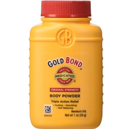 Med Pwd Trial Size 1z Medicated Powder Trial Size, Minor cuts, Sunburn By Gold Bond
