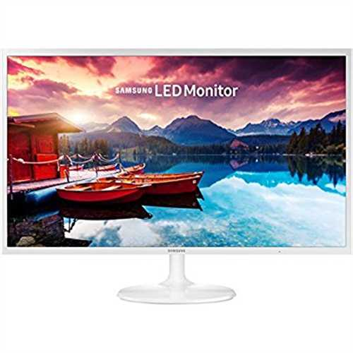 Refurbished Samsung SF351 Series 32-Inch FHD Slim Design Monitor (S32F351)