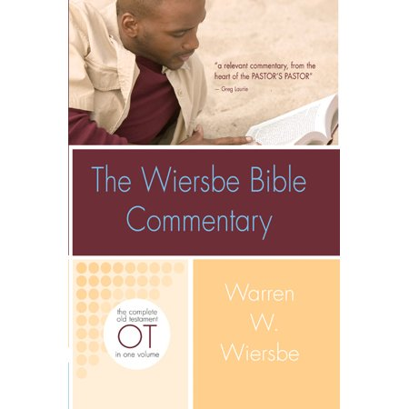 Wiersbe Bible Commentary OT - Halloween 4 Commentary