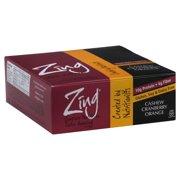 Zing Bars Zing  Bar, 12 ea
