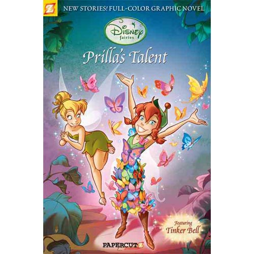 Disney Fairies 1: Prilla's Talent