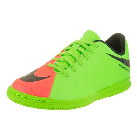 71fb8eac0d6a Nike Kids Jr Hypervenomx Phade III IC Indoor Soccer Shoe - Walmart.com