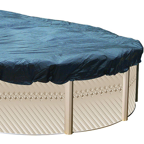 "Heritage Deluxe Winter Cover for 45' x 18"" Oval Pools"