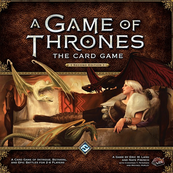 Game of Thrones: The Card Game by Fantasy Flight Games