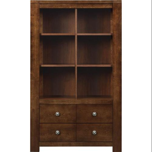 6-Cube Bookcase in Madison Cherry