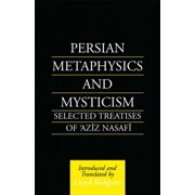 Persian Metaphysics and Mysticism - eBook