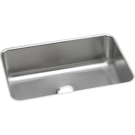 Elkay Dayton Stainless Steel 8 L X 27 W Undermount Kitchen Sink