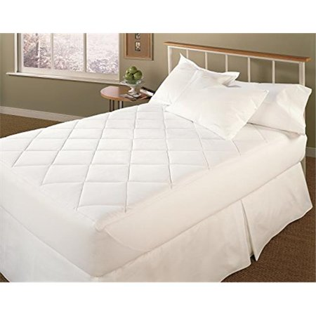 Quilted Mattress Pad, Queen