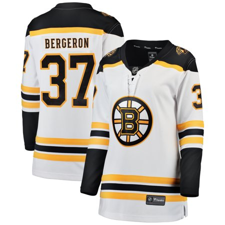 Patrice Bergeron Boston Bruins Fanatics Branded Women s Breakaway Player  Jersey - White - Walmart.com 2c18f638a