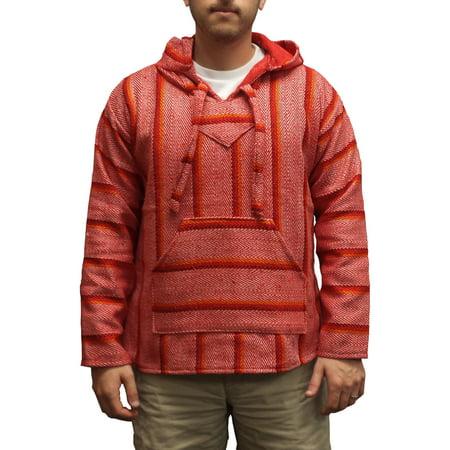 Red Baja Sweatshirt Jeff Spicoli Costume Fast Times At Ridgemont High Hoodie