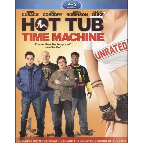 Hot Tub Time Machine (Unrated) (Blu-ray)