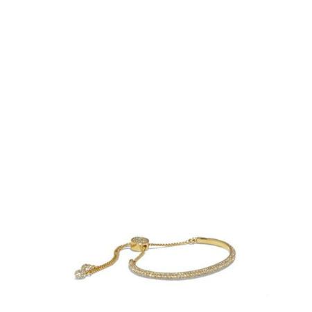 Vince Camuto VJ-600050 Pave Slider Round Bracelet, Gold-Plated Metal - image 1 de 1