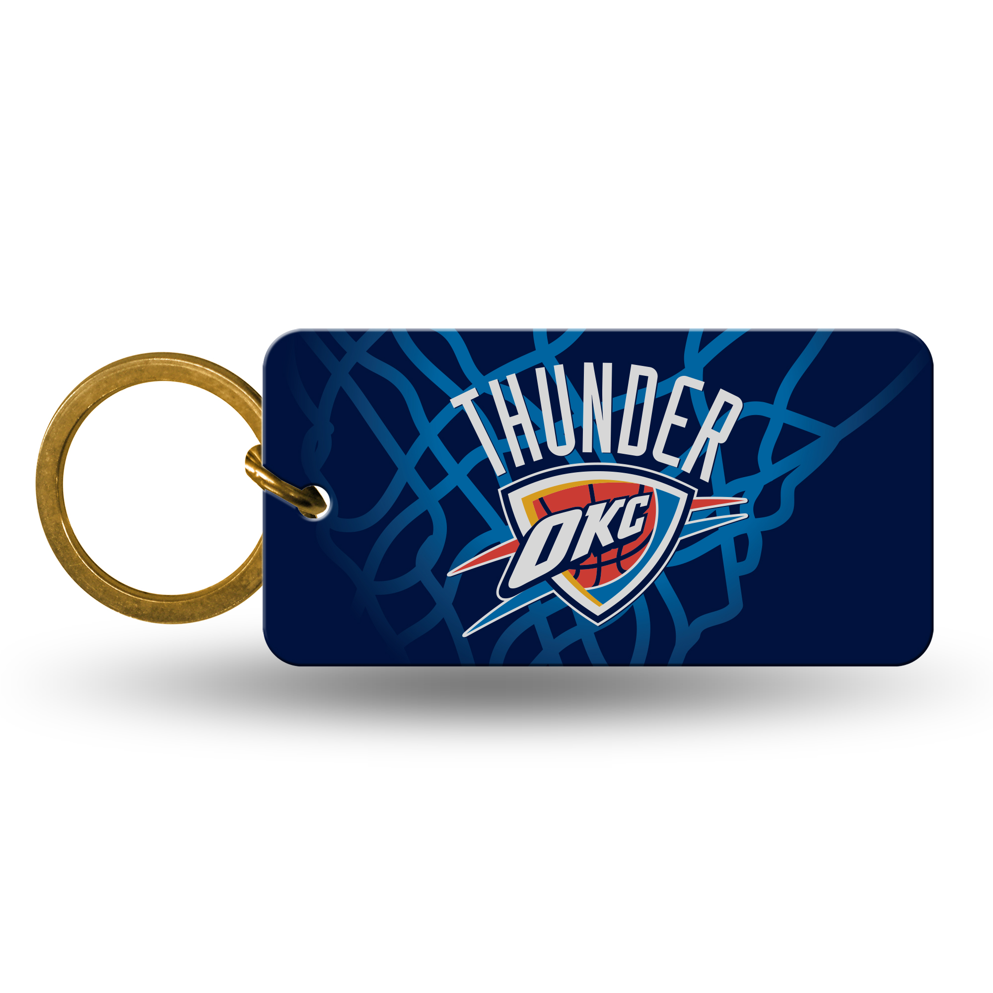 "NBA 2"" Crystal View Key Chain Celtics Rico Industries"