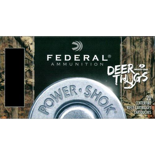 Federal Ammunition Deer Thug, 308 WIN 180GR