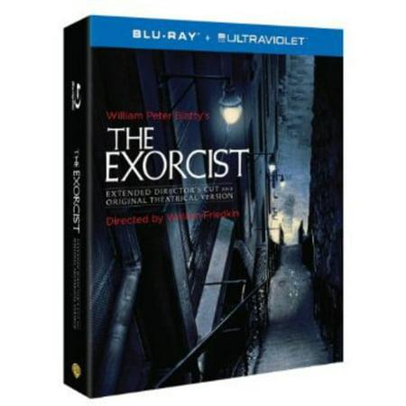 The Exorcist: 40th Anniversary (Blu-ray + DVD + UltraViolet)](The Exorcist Halloween Allstars)