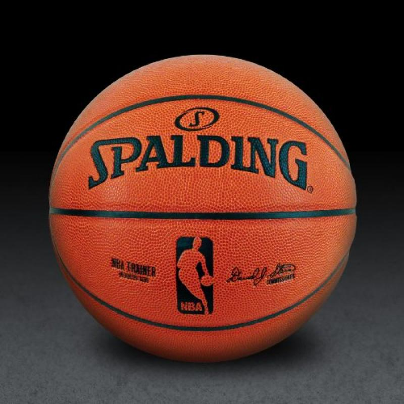 Spalding 74311E NBA 3lb.  Weighted Trainer Basketball - S...