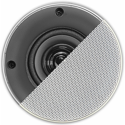 OSD Audio In-Ceiling Speakers Trimless Grill, ACE400