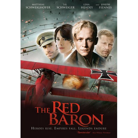 The Red Baron (DVD) - Red Baron Ace