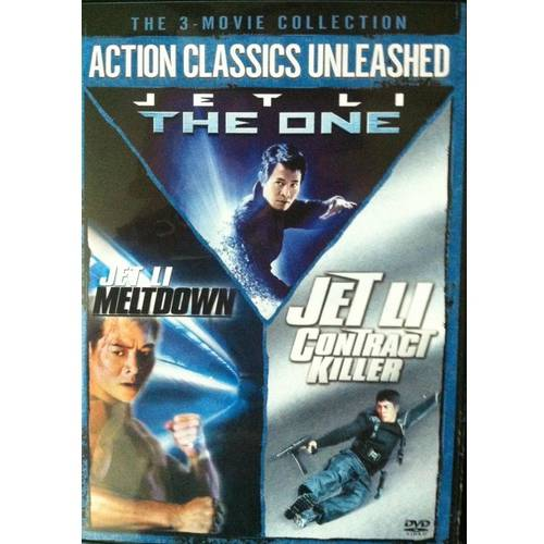 Action Classics Unleashed: The One / Meltdown / Contract Killer (Widescreen)