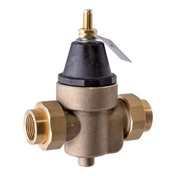 """Watts LFN45BDU-S-M1 0009493 1/"""" PRESSURE REDUCING VALVE SWEAT CONNECTION LEAD FRE"""