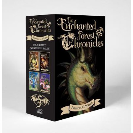 The Enchanted Forest Chronicles : (Boxed - Enchanted Forest Theme Party