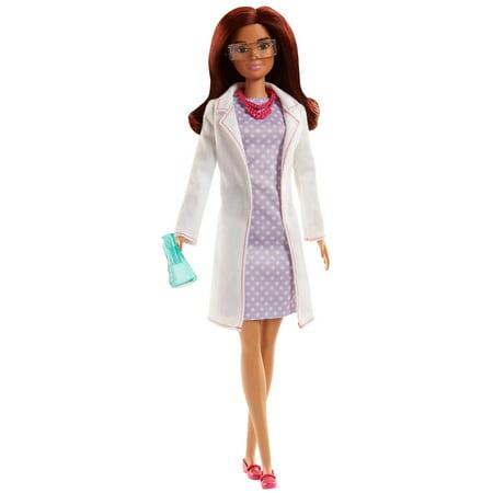 Barbie Careers Scientist Doll - Dressing Up Babies
