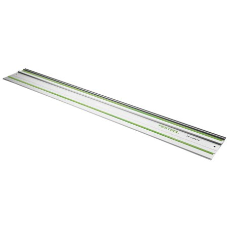 Festool FS 1400 55 Inch Guide Rail for TS Plunge Cut Saw with Splinterguard