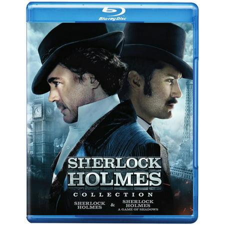 Sherlock Holmes   Sherlock Holmes  A Game Of  Blu Ray