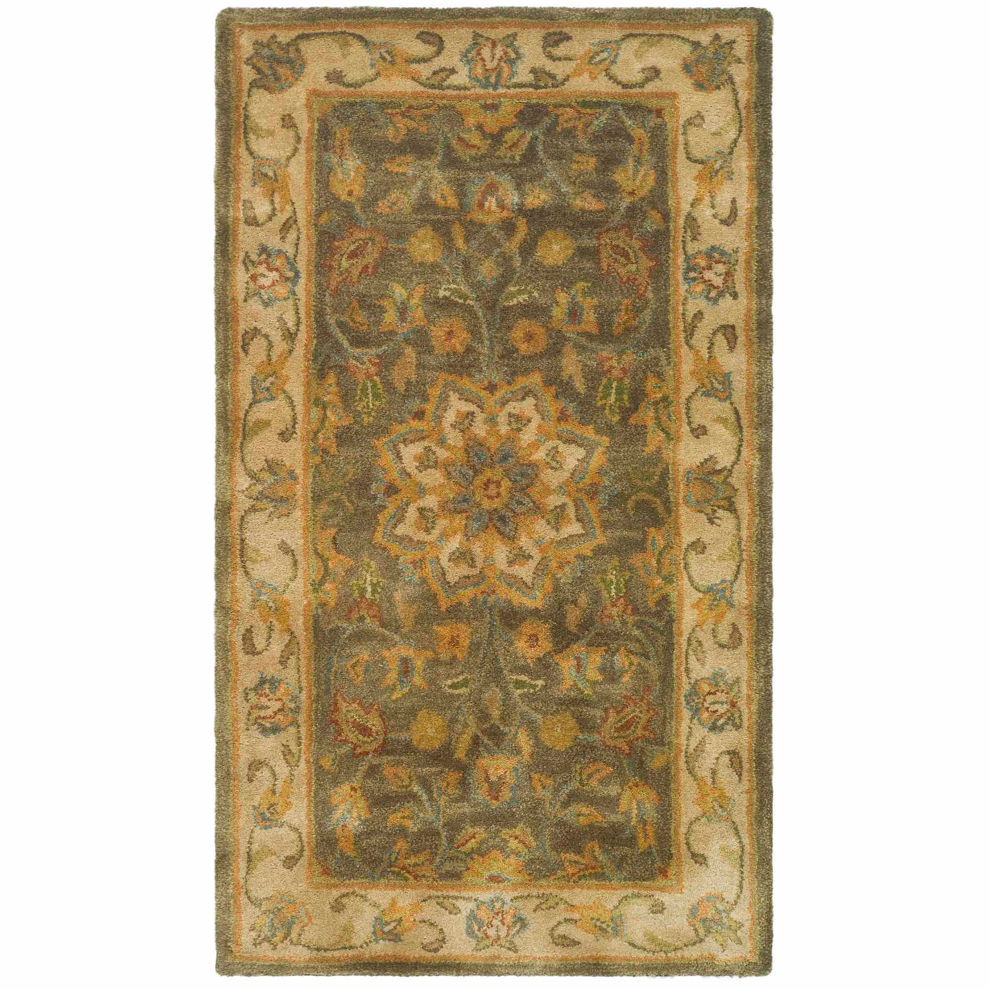 Safavieh Heritage Lennox Hand-Tufted Wool Area Rug