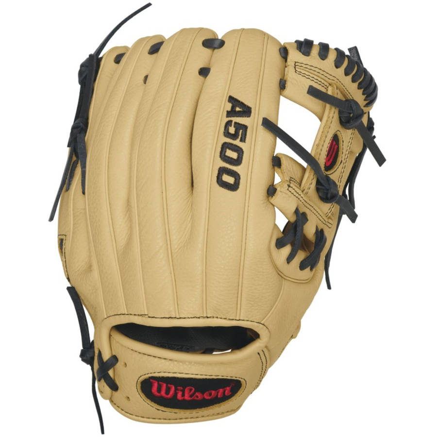 "Wilson A500 All-Positions Baseball Glove, 11"" by Wilson Sports"