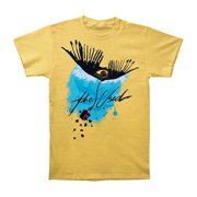 Used Men's  Eyeball T-shirt Yellow