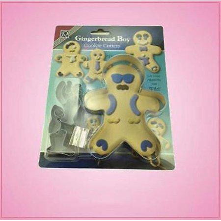 Gingerbread Boy Cookie Cutter Dress Up - Poofy Dresses Cheap