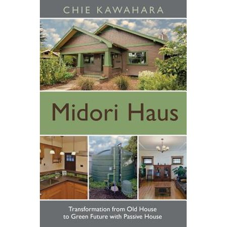 Midori Haus : Transformation from Old House to Green Future with Passive House](Halloween Punch With Midori)