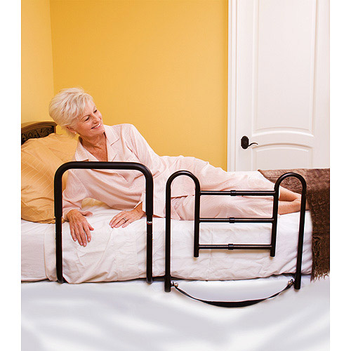 carex easyup bed rail support