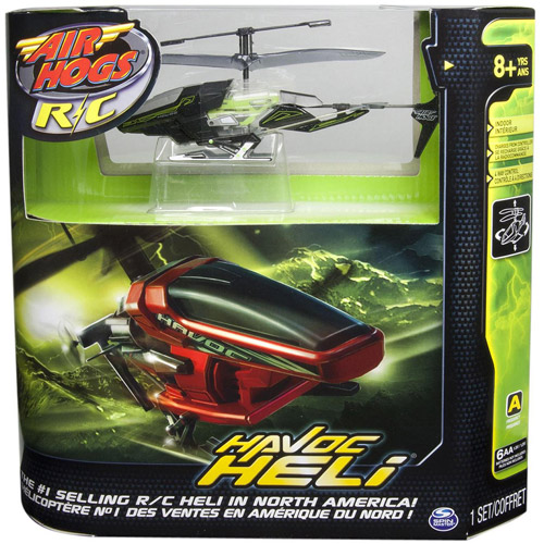 Air Hogs Radio-Controlled Havoc Heli by Spin Master Toys