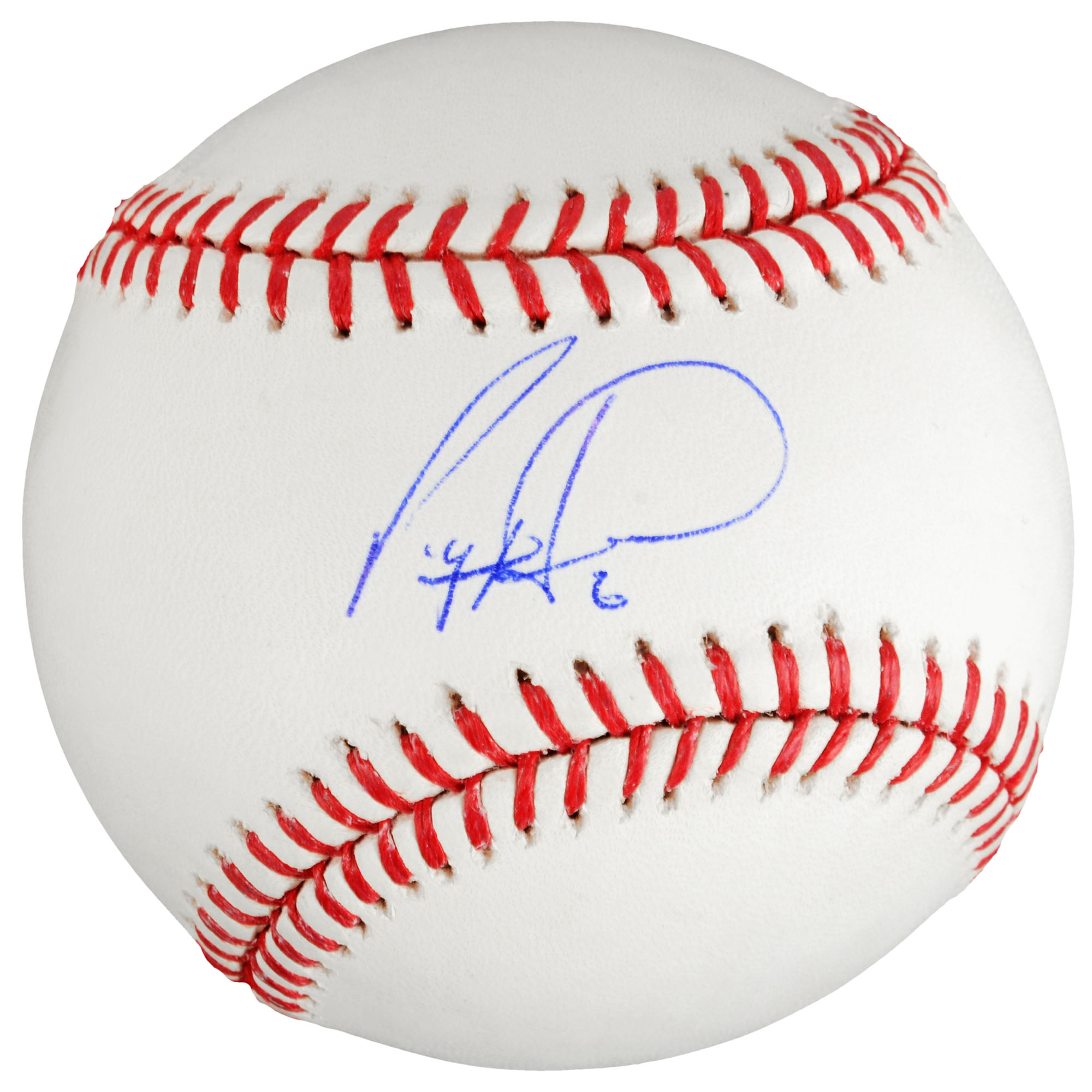 Ryan Howard Philadelphia Phillies Fanatics Authentic Autographed Baseball - No Size