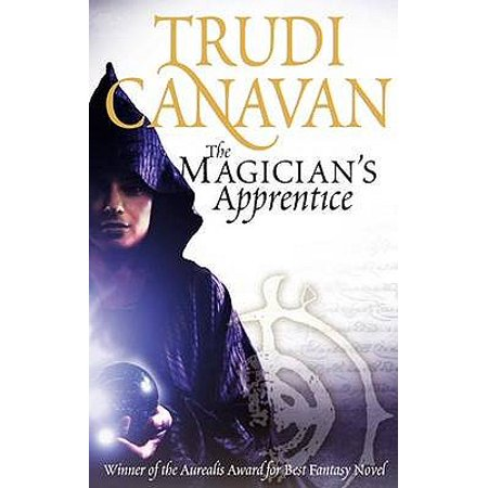 The Magician's Apprentice (Black Magician Trilogy) (Paperback)
