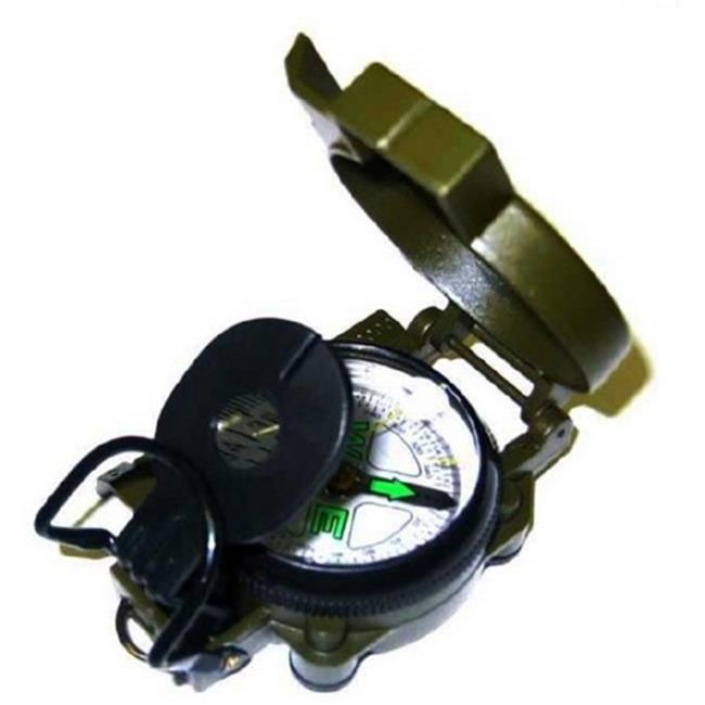 EPP CM24 Metal Marching Lensatic Compass